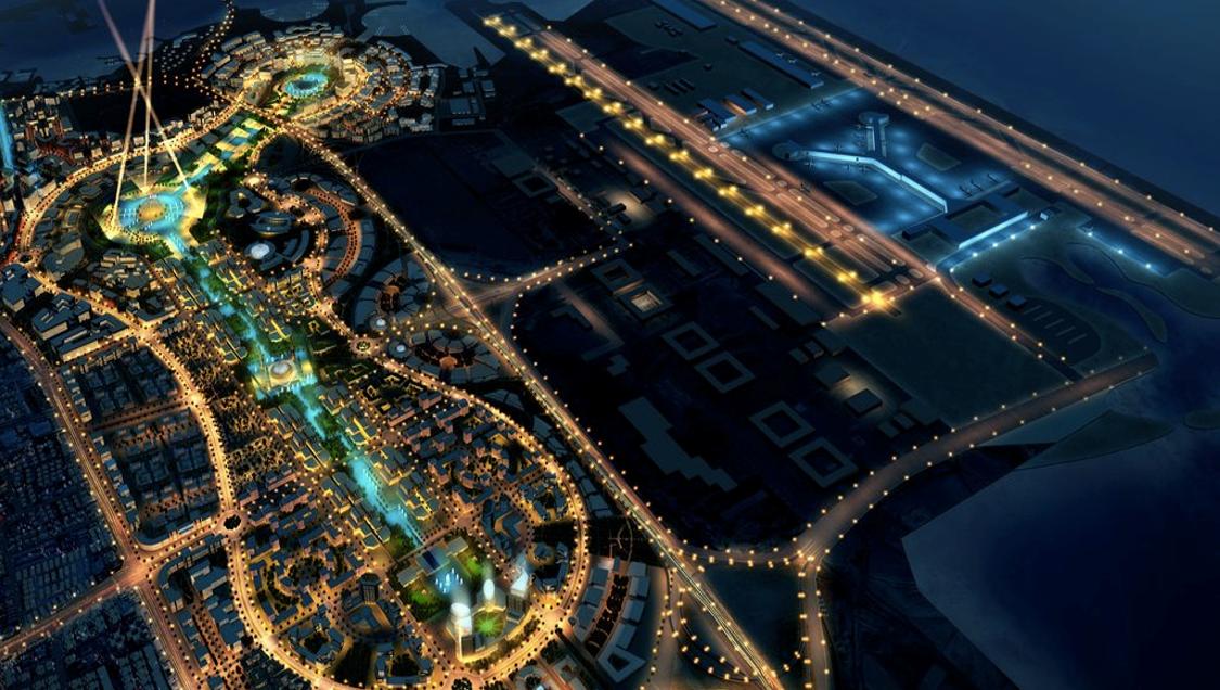Al Sahan Aerotropolis
