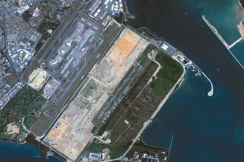 Changi East Airside Utilities