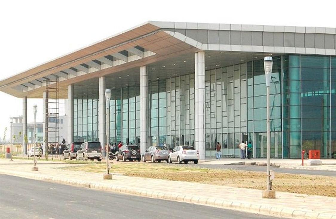 Durgapur Airport