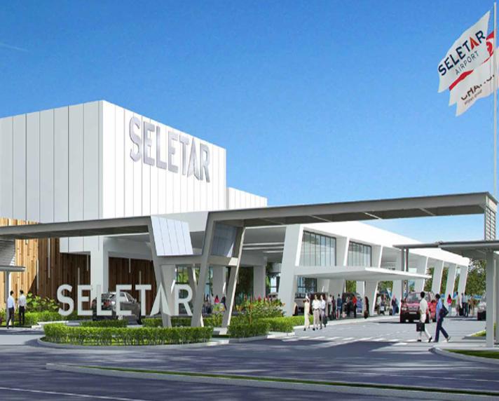 Seletar Airport Passenger Terminal
