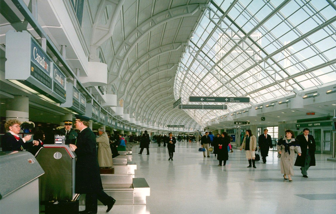 Toronto Pearson International Airport-Terminal 3