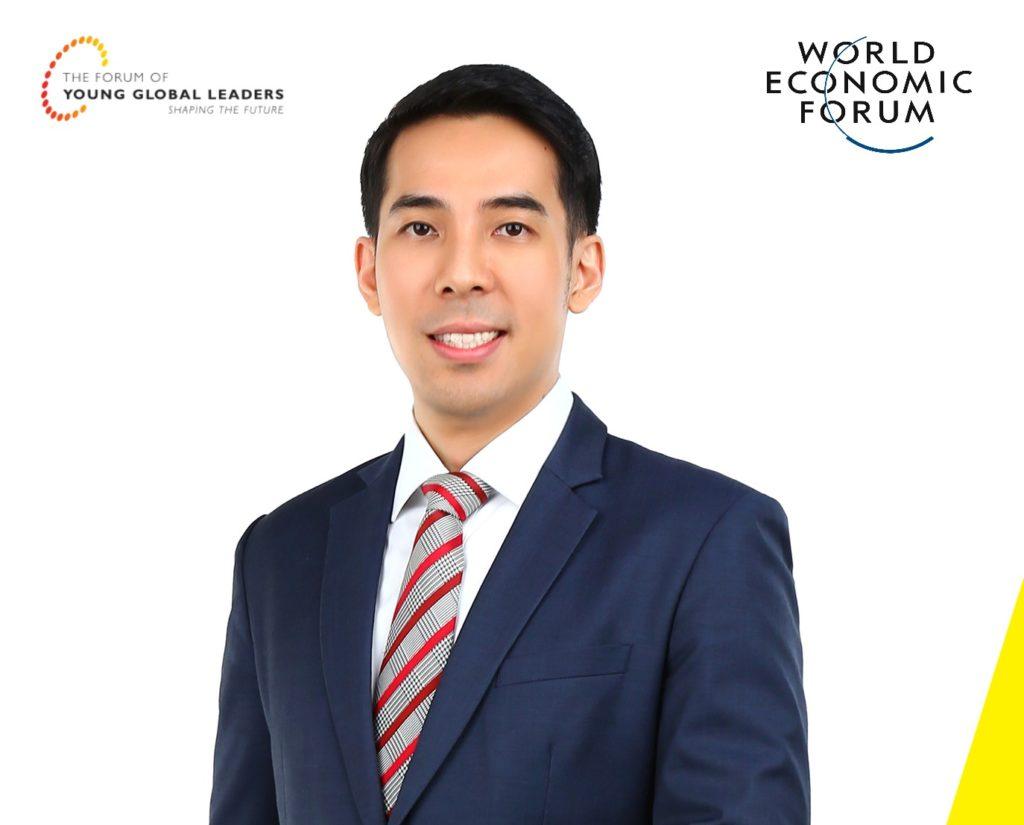 Gareth Wong WEF YGL
