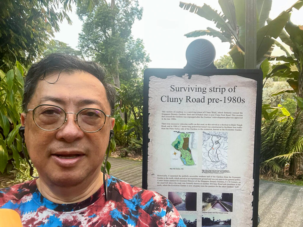 Surbana Jurong Group CEO Mr Wong Heang Fine